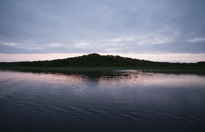 秘境秘境カヌー体験写真