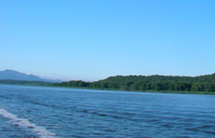 クッチャロ湖 漁業体験写真